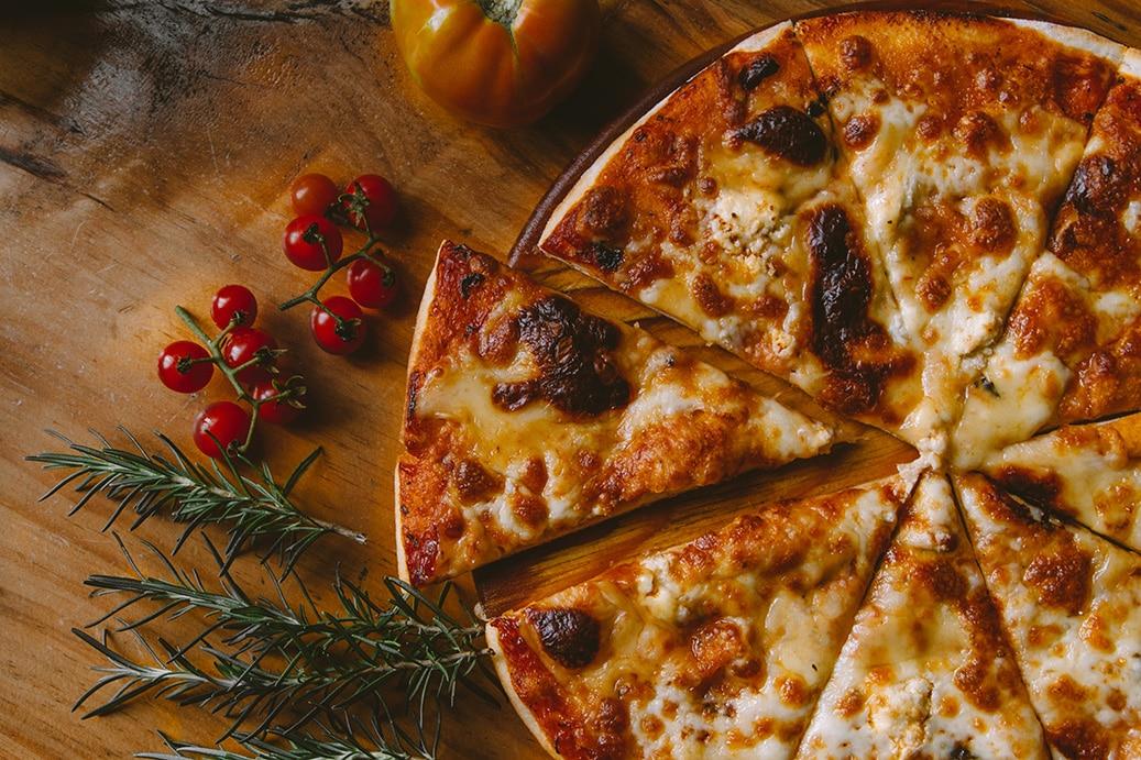 Glutenfreie Protein Pizza