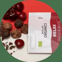 Berlin Organics Relax & Focus